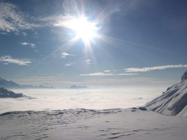 La classique mer de nuages
