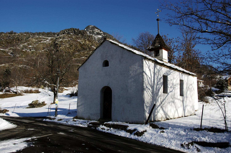 Chapelle de Hegdorn