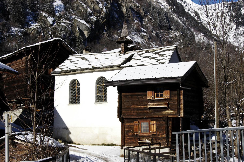 Chapelle de Geimen