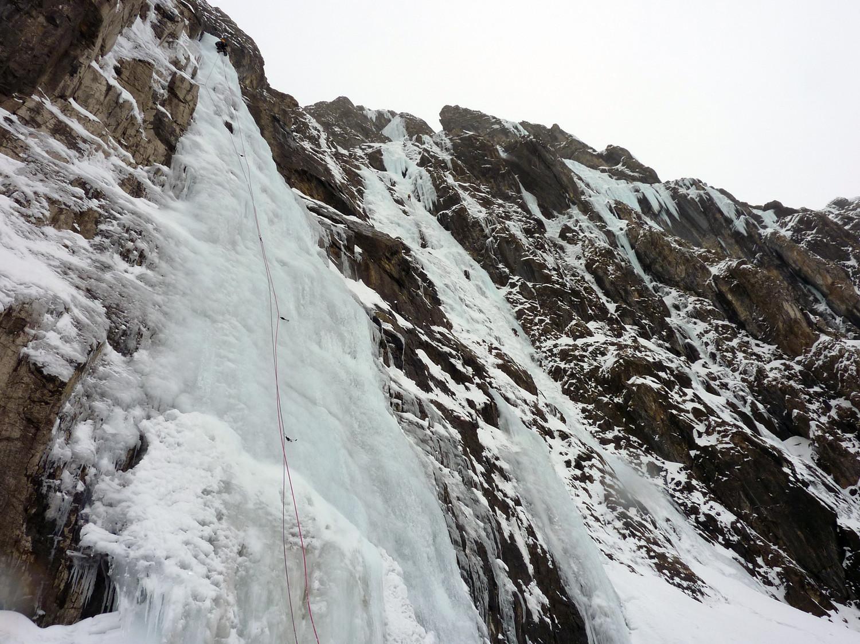 FMJ à la manoeuvre dans L1b d'Ice Folle