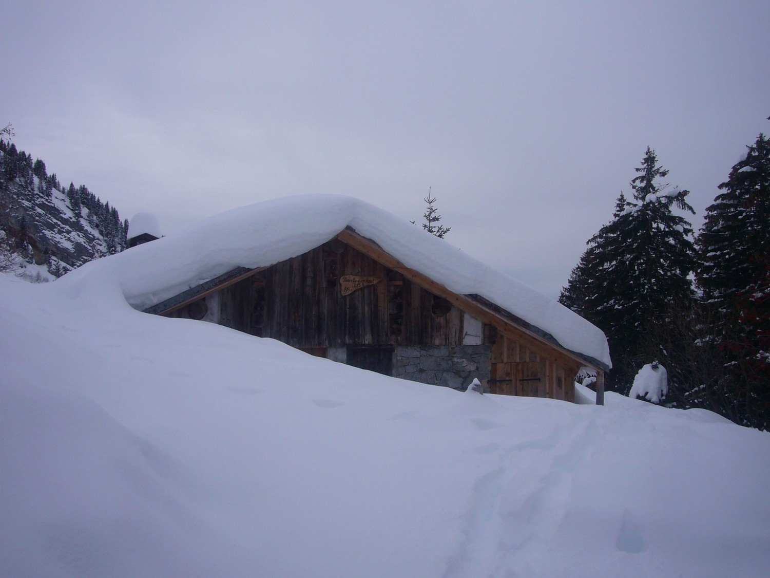 chalet de paccaly