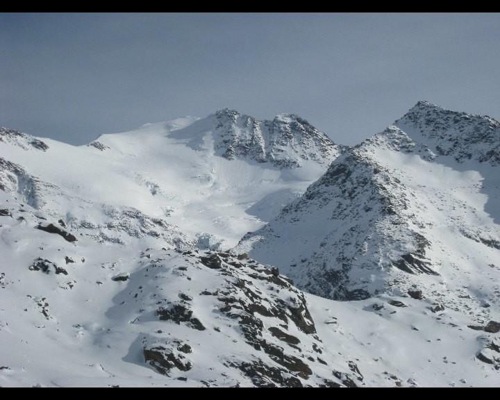 Fletschhorn versant Gruben