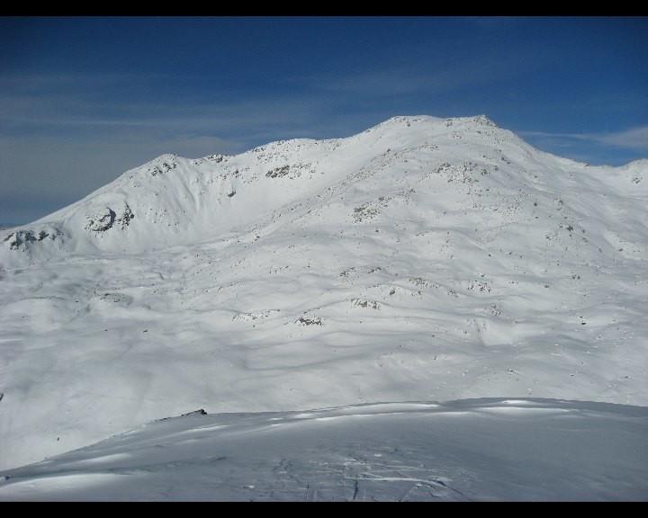 Mattwalhorn versant SW