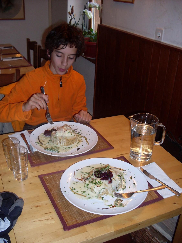 francesco, polenta, gorgonzola 1
