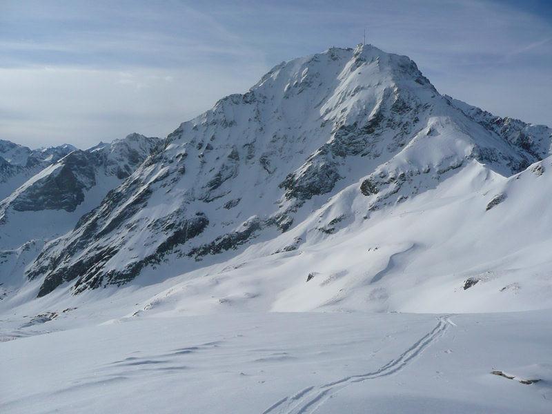 Pic du Midi depuis la Montagnette
