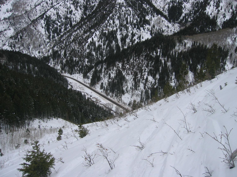 Argenta slide path