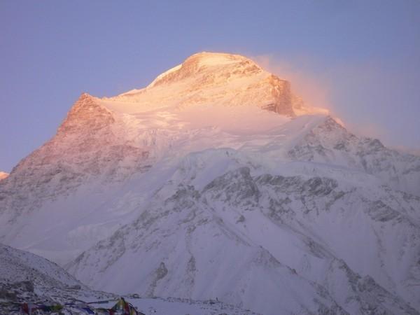 Cho Oyu 8201m (Tibet)