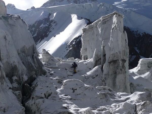 Nanga Parbat (Pakistan): Glacier Diama