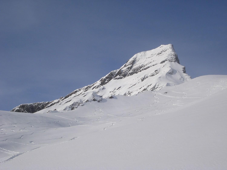 Le Schwarzhoren (2928m)
