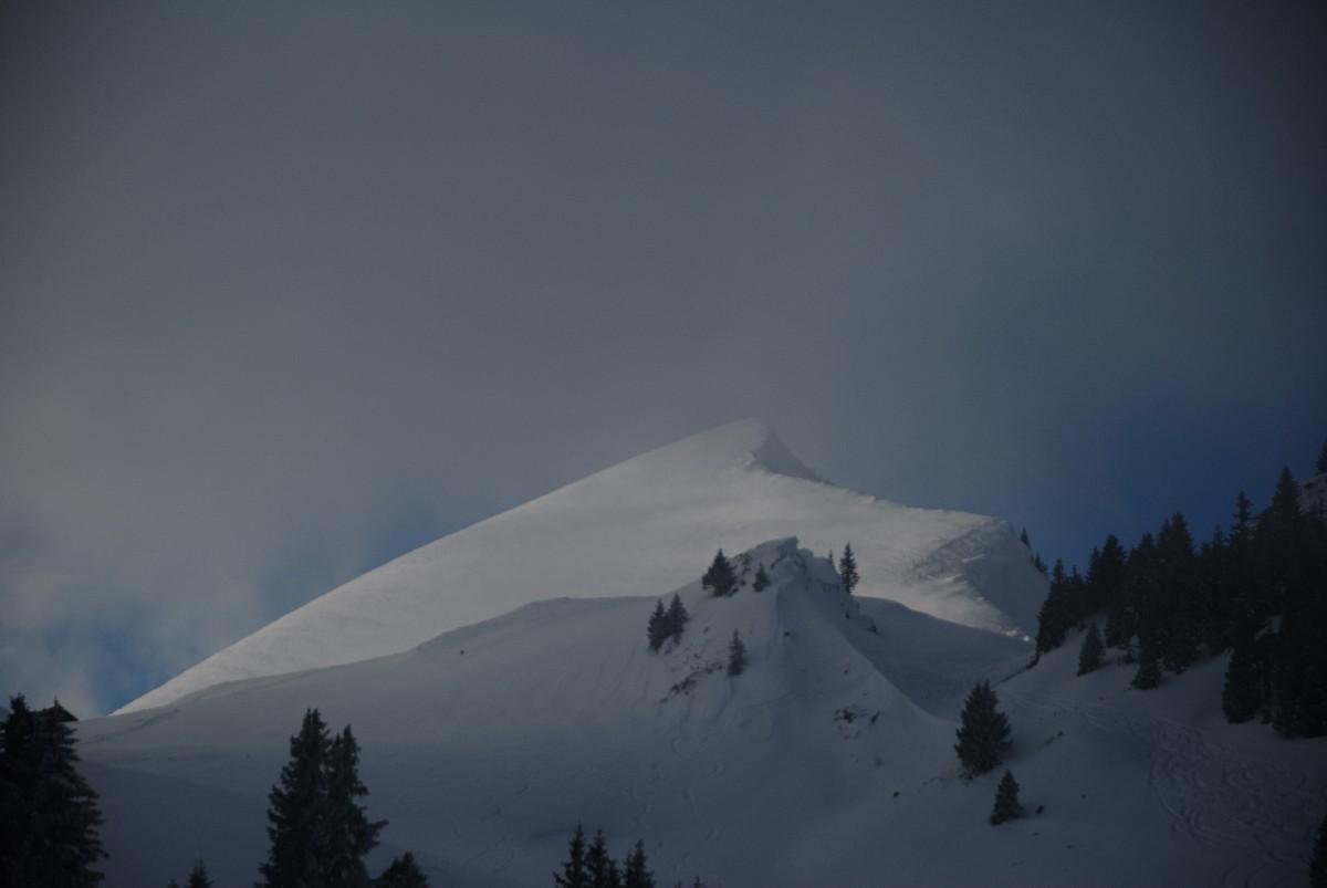 Lueglespitz (2028m), à coté du Niderhorn