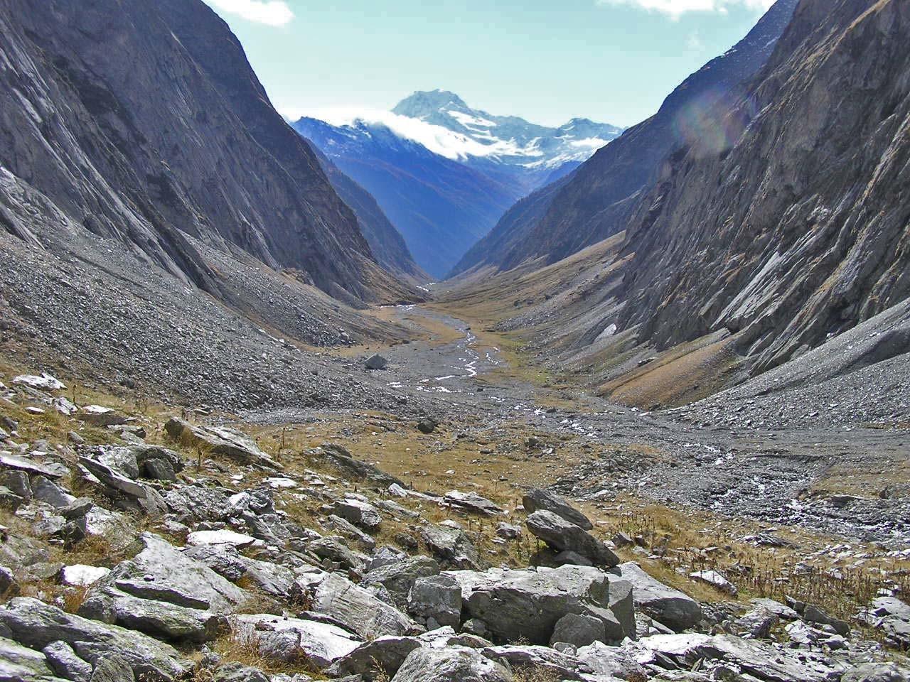 Gredetschtal: la vallée de Mund