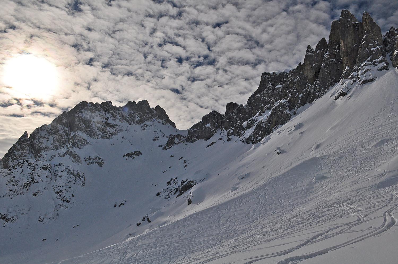 Roches Franches et Col des Chasseurs