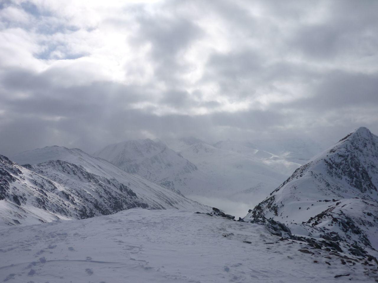 Col de Puymorens depuis Tossa Rodona