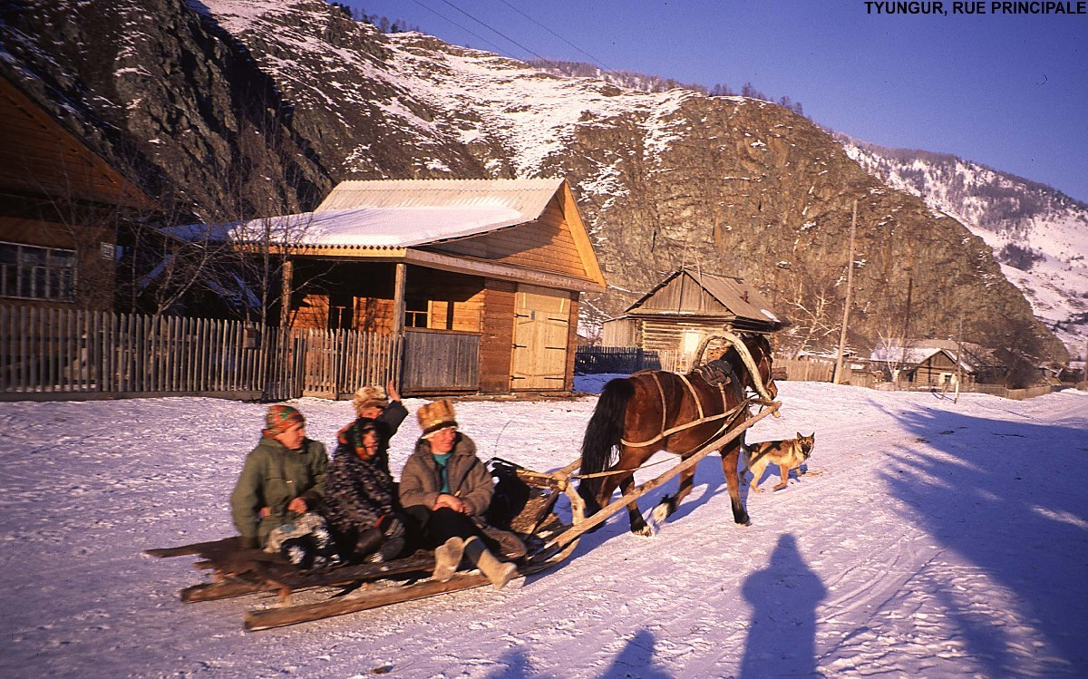 Altai sibérien