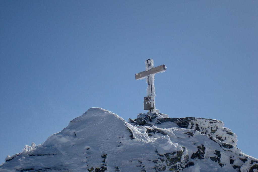 Le sommet...Dreizehntenhorn