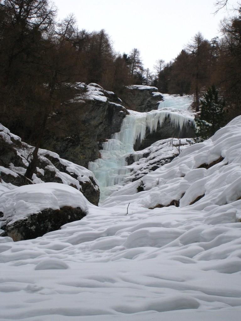 Cascade de Bouillet, L1à3