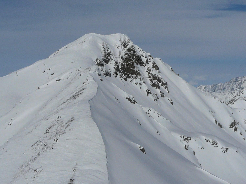 Monte Rosso arête S