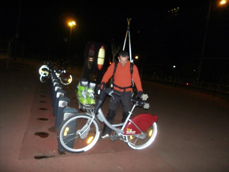 la vrai sortie en mobilité douce ! ;o)