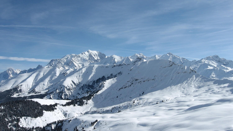 Massif du Mont-Blanc, incontournable!