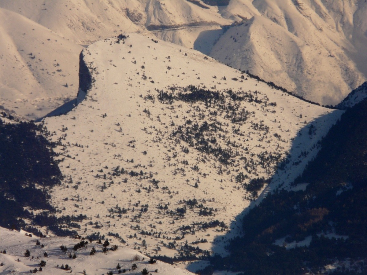 Le Grand Brechon - versant S