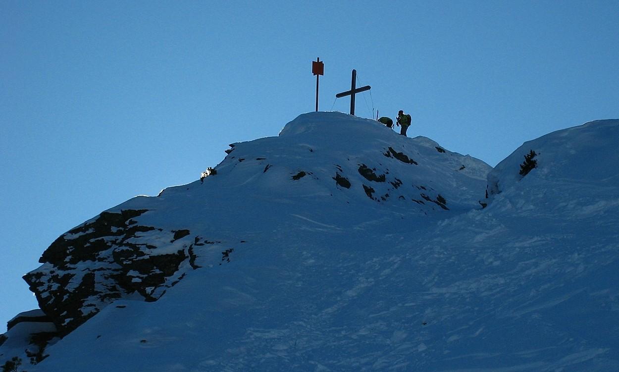 Le Seblasspitze 2350m