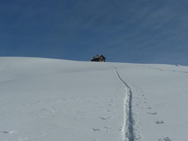 Chamanna Cler 2476m