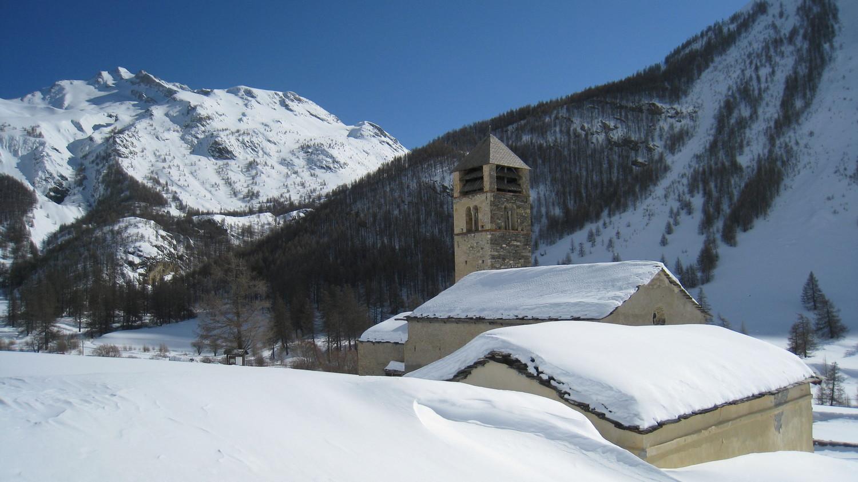 La Chapelle de Maurin
