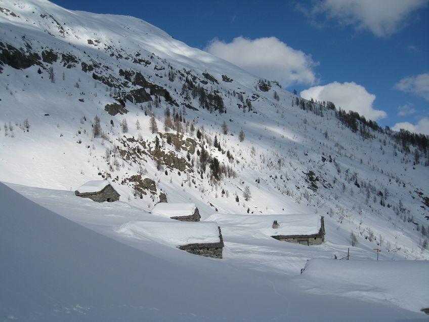 L'Alpe di Porcaresc