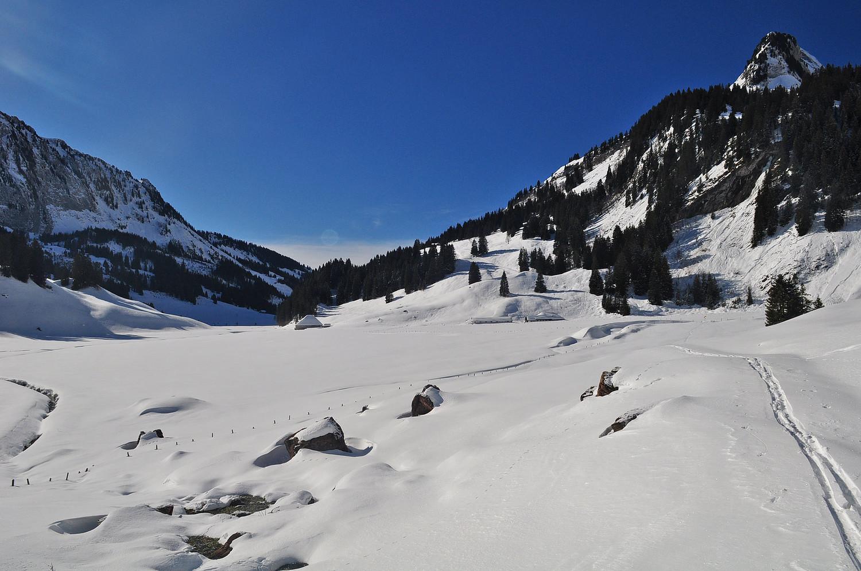 Fin du Gros Mont !