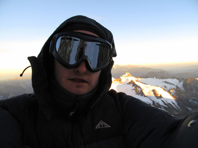 Dur dur à 6200 mètres!