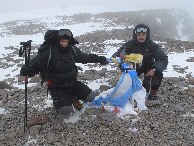 """Aconcagua """"summiters"""""""