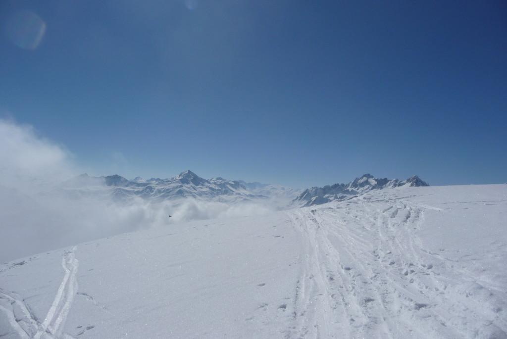 Panorama au sommet