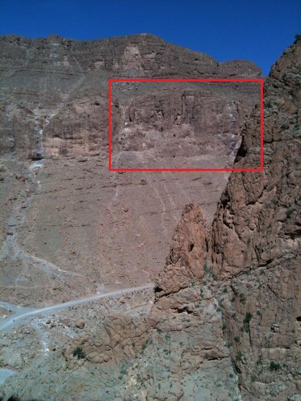 Mur du Scorpion