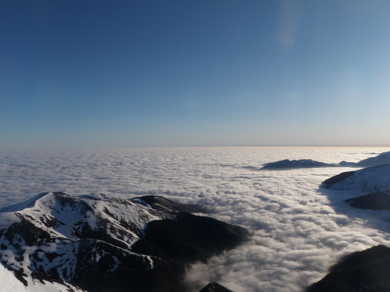 Mer de nuages (2)