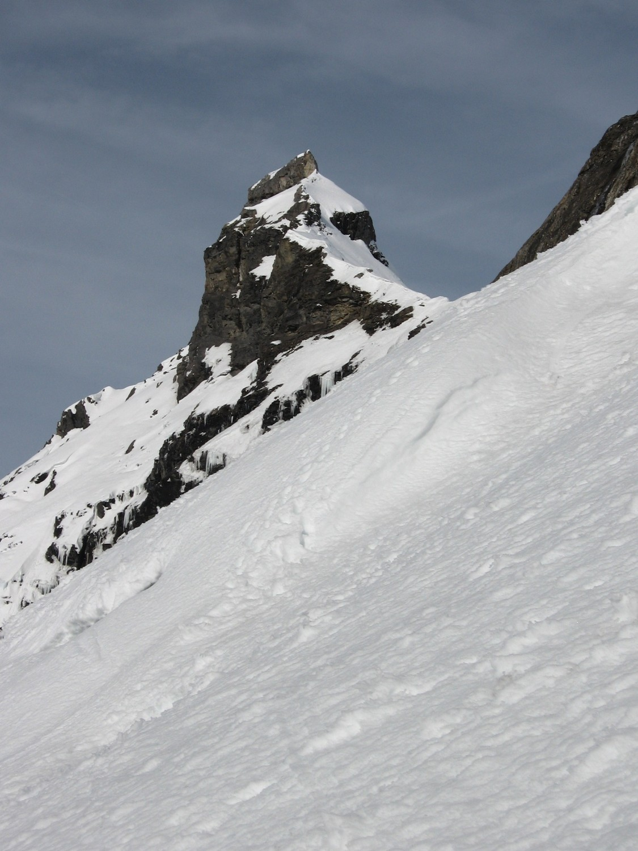 La Pointe du Dérochoir.