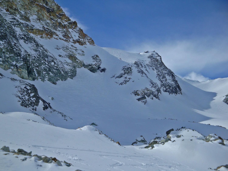 Cassorte: descente Glacier des Ignes
