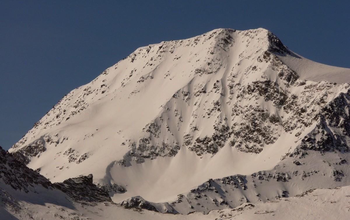 Dôme de Polset - Versant E