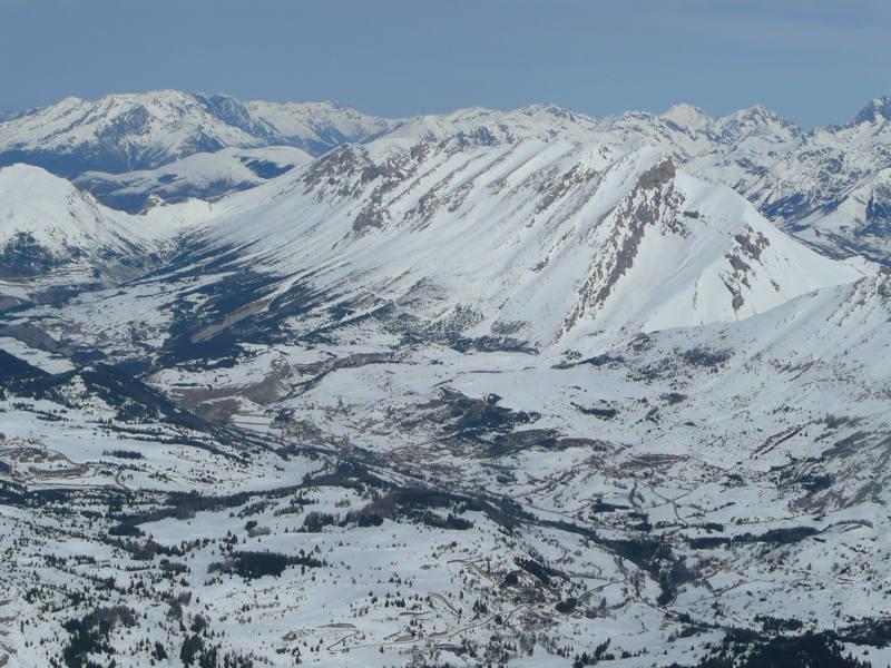 La montagne de Faraut