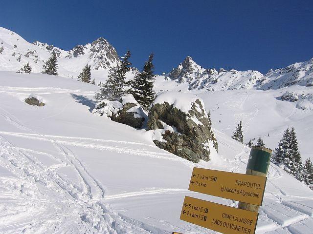 La Jasse Fev 2010 : SnowMax