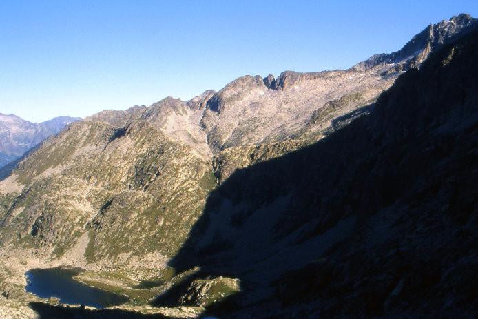 Versant sud du massif de la Maladeta