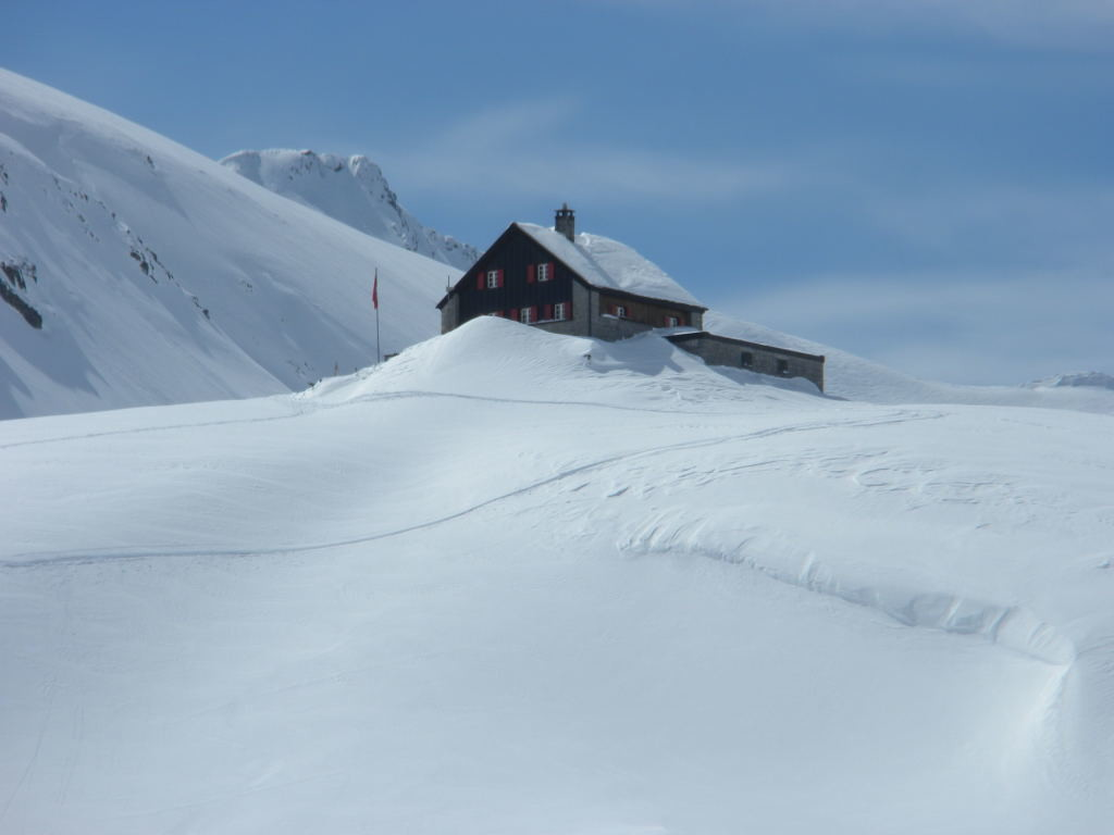 La Vernigelhütte