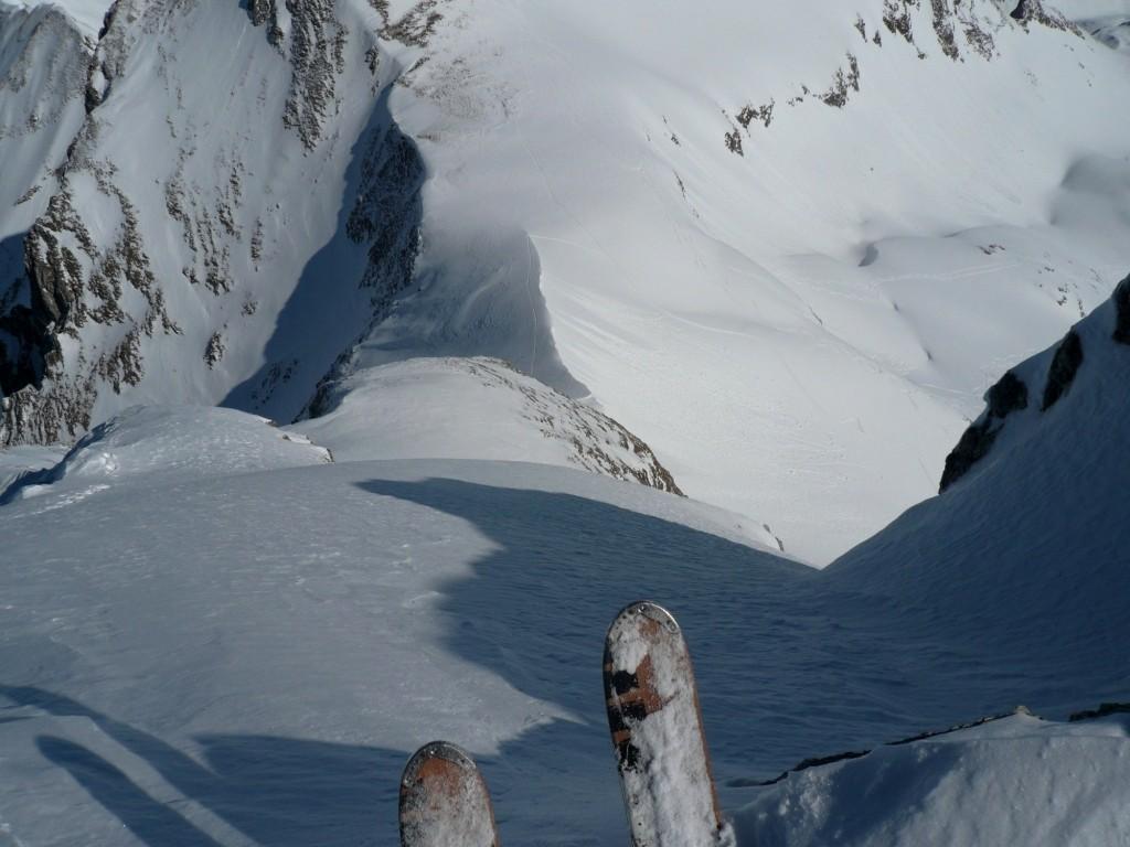 Miam ! Une petite gourmandise pour des skis de Legend