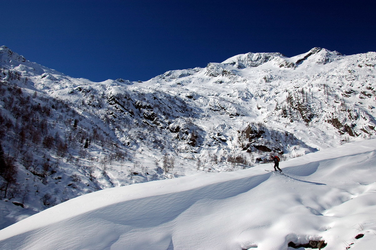 Alta Val Gronda dall'Alpe Straiga