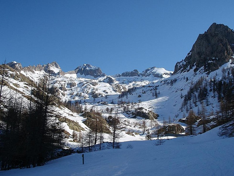 Le Gélas 3143 m.