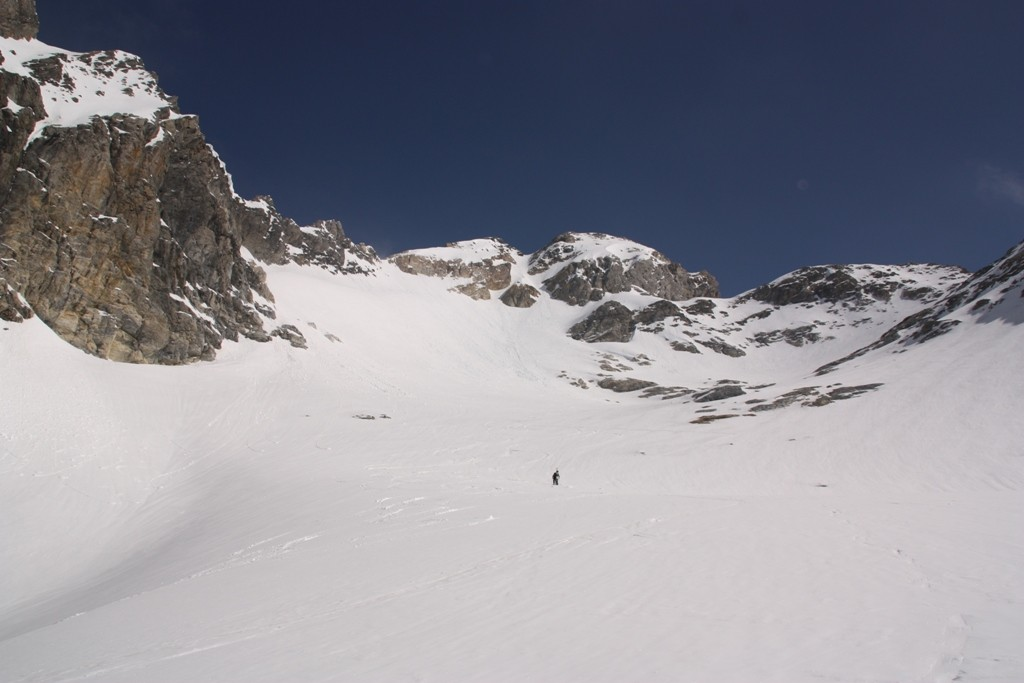 Final, reste quelques 450 m à monter...