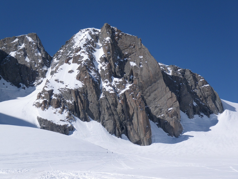 Pointe Lachenal (3163m)