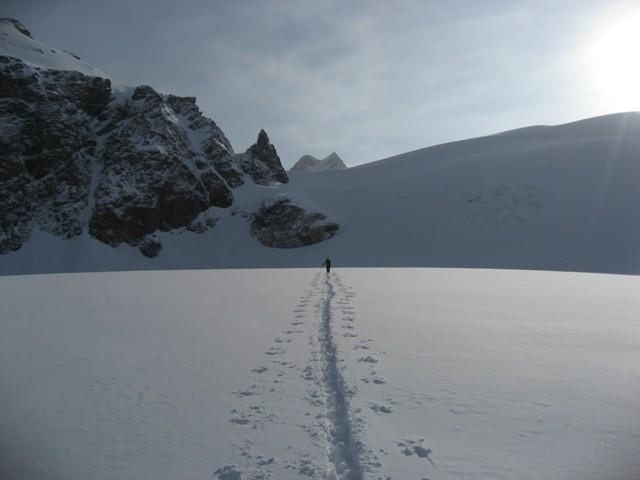 Col du Petit Mont Collon