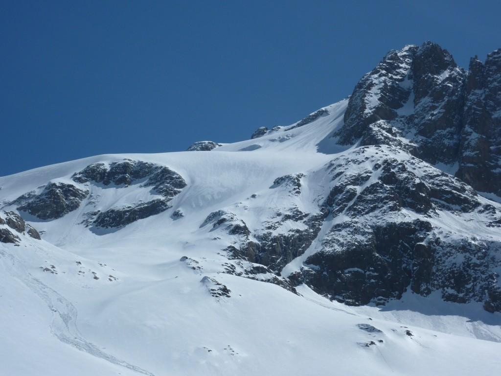 Glacier des Fétoules