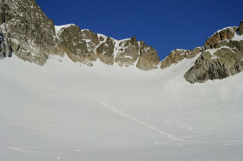 Glacier de las Néous