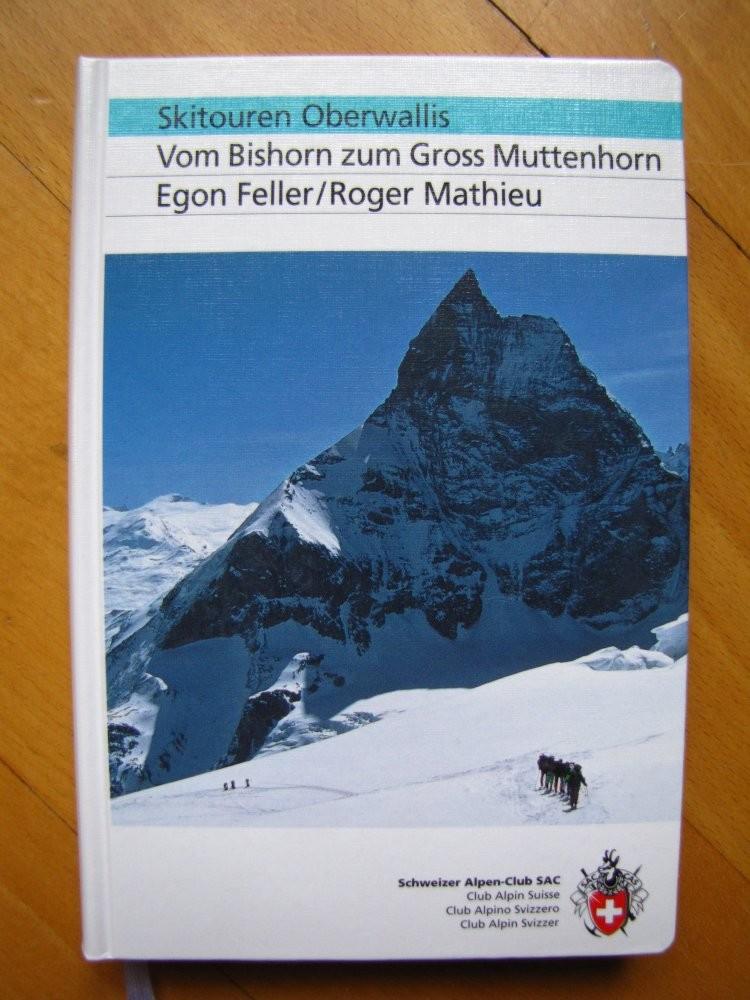 """couverture du topo """"Skitouren Oberwallis"""""""
